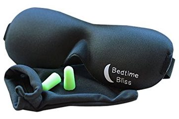 Bedtime Bliss Sleep Mask – Contoured & Comfortable Sleep