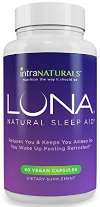 LUNA - Natural Sleep Aid on Amazon